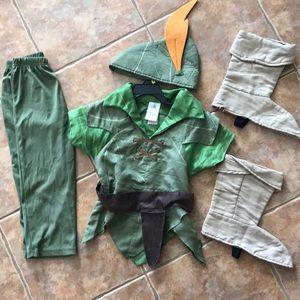 Disney   Robin Hood Costume 4T